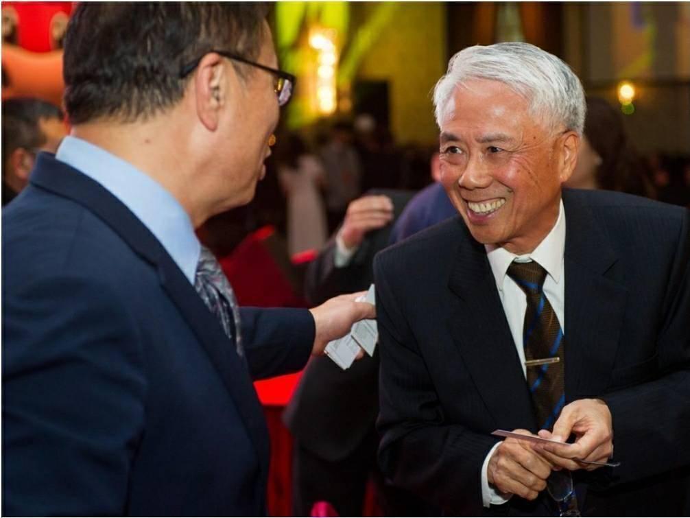 圖片說明: 寶佳集團林陳海父子政商關係良好,卻因炒股及都更弊案備受爭議。