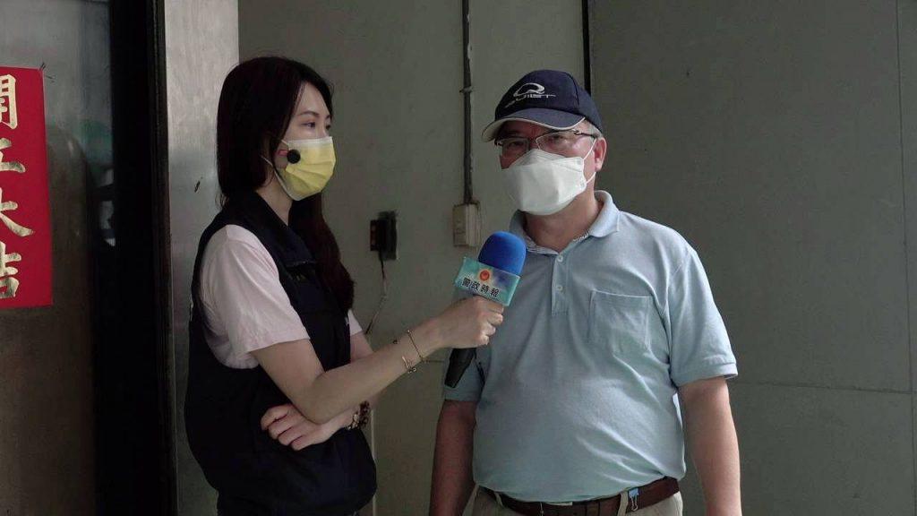 供貨商及倉庫管理代表人謝宏國是案主張芳源本案可望獲得重審重中之重的關鍵證人。